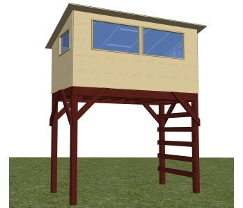 Bird hide plans for watching wildlife | Treehouse Guides Simple Backyard Tree House Ideas Html on simple backyard shed ideas, simple backyard deck ideas, simple backyard fort ideas, simple backyard fire pit ideas, simple backyard spa ideas, simple backyard barbecue ideas, simple backyard pool ideas, simple backyard fireplace ideas, simple basic tree house,